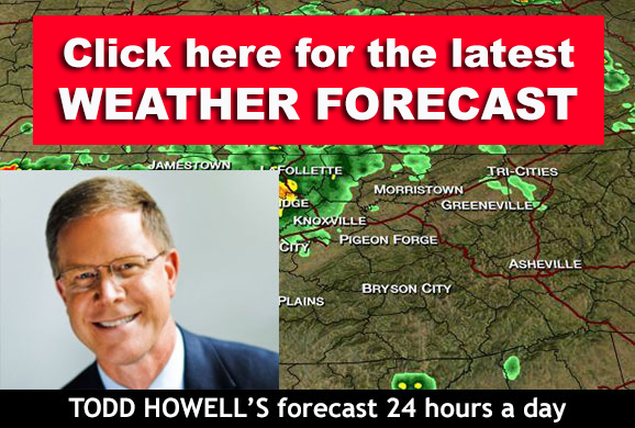 Todd Howell's forecast 24/7